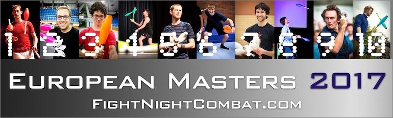 Fight Night Combat European Masters 2017 @ Turnhalle der Paul-Lincke Grundschule | Berlin | Berlin | Deutschland