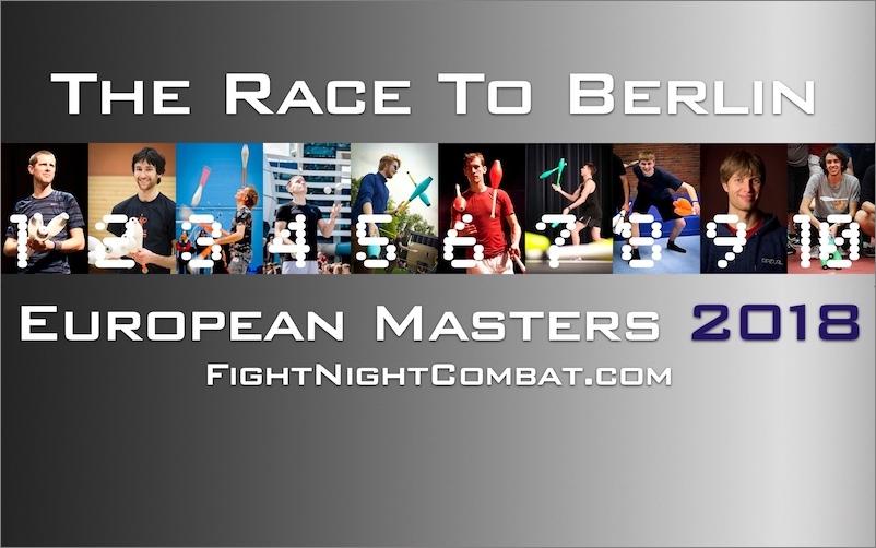 Fight Night Combat European Masters 2018 @ Turnhalle der Paul-Lincke Grundschule | Berlin | Berlin | Deutschland